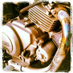 Just engine - YBR 125