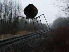 Art et Cancrelats: Mikrotom - Itsy Bitsy Spider