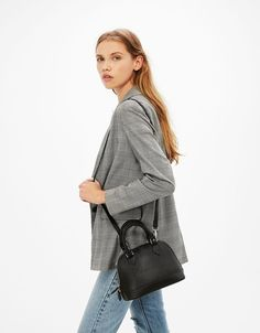 be81e21201 Τσαντάκι ladybag - New - Bershka Greece Streetwear