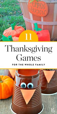 11 Thanksgiving Games to Keep the Whole Family Entertained (and Squabble-Free)
