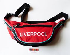 Liverpool FC Bum Bag / Hip Bag by LFCcollectables on Etsy