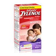 Recall Alert: Infant Tylenol Oral Suspension.  574,000 bottles of Infant Tylenol Oral Suspension 1 oz grape. The medicine is used as a pain reliever and fever reducer. The lot numbers that are being recalled are BIL0U00, BIL0V00, BIL3500, BJL2D00, BJL2E00, BJL2T00 and BJL2U00, with the UPC code 300450122308, so check your bottles.