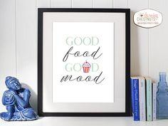 Kitchen art Good Foo