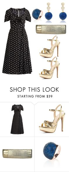 """""""Untitled #439"""" by jessica-uyvette-thompson ❤ liked on Polyvore featuring Miu Miu, Charlotte Russe and Nancy Gonzalez"""