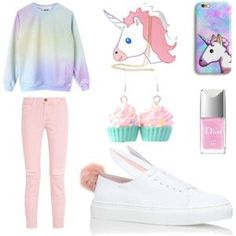 My First Polyvore Outfit Lo tengo que conseguir