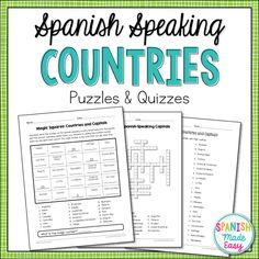 1000 ideas about spanish speaking countries on pinterest spanish spanish class and in spanish. Black Bedroom Furniture Sets. Home Design Ideas