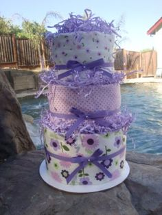 Made with over 40 premium brand size 1 diapers, baby bottle, 3 recieving blankets, high quality ribbon and shredded paper. Some also have other decora Recieving Blankets, Size 1 Diapers, Fake Cake, Shredded Paper, Premium Brands, Diaper Cakes, Baby Bottles, Baby Showers, Shower Ideas
