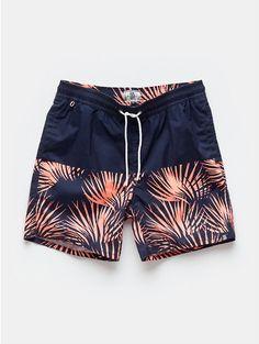 Print Swim Shorts Multicoloured - The Sting Sport Shorts, Swim Shorts, Summer Shorts, Summer Outfits, Men's Swimsuits, Swimwear, Streetwear Shorts, Beach Gear, Chor
