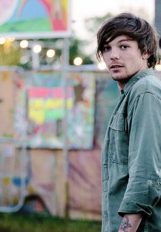 Louis Tomlinson 2015    Aesthetic as F*** !!!!