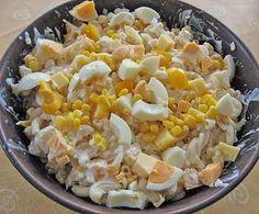 Gelber Nudelsalat, ein schmackhaftes Rezept aus der Kategorie Reis/Nudeln/Getreide. Bewertungen: 10. Durchschnitt: Ø 3,9.