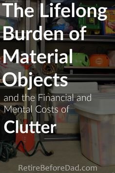 Certain material possessions can become lifelong burdens if you aren't careful. It's important to get your spouse on board when de-cluttering and buying new things that take up space in your home. Konmari, Planners, Vie Simple, Clutter Control, D House, Declutter Your Home, Life Organization, Bedroom Organization, Money Saving Tips