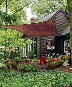 Another great find on #zulily! Terracotta Heavyweight Square Shade Sail #zulilyfinds