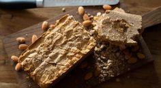 X-Mas Recipe: Sugar Free* Traditional Dutch Almond Fruit Loaf
