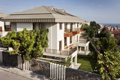 Yesil Konaklar Villas in Istanbul - New villas in Beylikdüzü Gürpinar with 350 sqm living space and 4 bedrooms in quite and luxury living area near to the beach