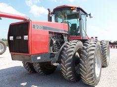 CaseIH 9150 4 wheel drive tractor.280 eng hp,245 PTO hp from turbocharged 611 cid diesel,23,00 lbs,170 gallon fuel tank,130 inch wheelbase
