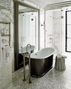 ELLE DECOR's Designer Visions Showhouse - Design by Alessandra Branca - ELLE DECOR