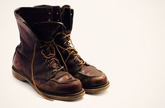 Roughed-up Vintage Redwings