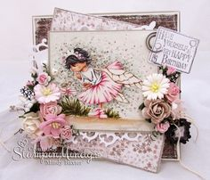 Wild Orchid Crafts: A Fairy Little Birthday!