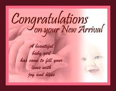 New born baby wishes and congratulations messages blessings baby girl photo congratulations its a girl this photo was uploaded by m4hsunfo Choice Image