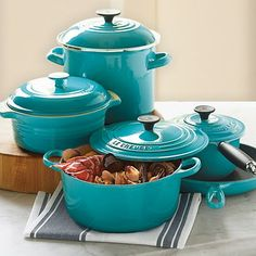 The best French cookware ever made... get it in your favorite color and mix them!