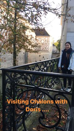 Having a tour in Châlons en Champagne Adeline, Language School, France, Student, Tours, Chinese Language, Language Lessons, Learn English, German Language
