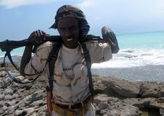 Somali Pirates, Mumbo Jumbo and More!   Matthew Howard