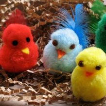 Pom-pom Songbirds