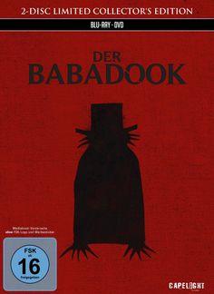 Der Babadook Limited Collector's Edition - DVD + Blu-Ray Limited Edition 2 Discs: Amazon.de: Essie Davis, Noah Wiseman, David Henshall, Jennifer Kent: DVD & Blu-ray