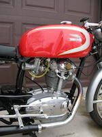"""Goddess of the Hunt"" with only 1770 miles,1966 Ducati 250 Diana Mark III Frame no. DM250M395020 Engine no. DM250M395020"