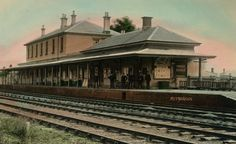 Mittagong Station, 1900s