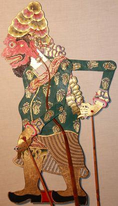 Surakarta, Indonesian Art, Javanese, Shadow Play, Shadow Puppets, Brand Design, Fantasy Creatures, Traditional Art, Art Forms