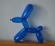 Tiere aus Modellierballons basteln