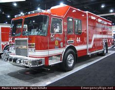 San Diego Fire Department 47 | ... Haz Mat San Diego Fire Department Emergency Apparatus Fire Truck Photo