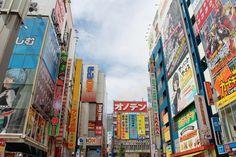 "Tokyo Akihabara ""Must See"" Top Five"