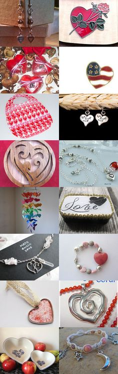 Follow Your Heart by Susan McAnany on Etsy--Pinned with TreasuryPin.com