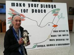 Jane Goodall - International Day of Peace
