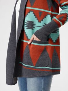 Campground Jacquard Sweater. love love love this!!!