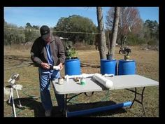 "How to Make a ""Water Ram"" off-grid Water Pump, requires no electricity - YouTube"