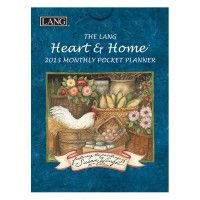 Heart & Home 2013 Pocket Planner