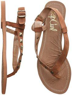 RIP CURL GIRL STUD SANDAL > Womens > Footwear > View All Footwear | Swell.com