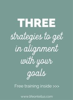 3 goal setting strategies that will set you up for success | How to set goals | how to accomplish your goals | goal setting | goal setting tips #goals