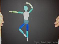Faire bouger son corps @ Le Petit Manuel