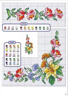 Gallery.ru / Фото #5 - Мода и модель. Мозаика вышивки 2006-07 - tymannost