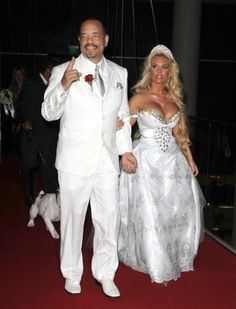 Coco and Ice T Wedding | Barbie World ♥: Ice-T & Coco Renew Their Wedding Vows