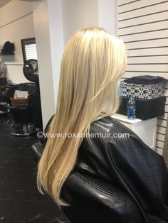 Before and after hair extensions beaded type my work pinterest hair extensions pmusecretfo Image collections