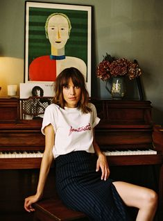 Alexa Chung's Latest Collection Just Landed & It's Aptly Named 'Fantastic'+#refinery29uk