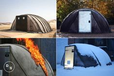 Concrete Canvas Shelters: Is The Hype Worth The Cost?