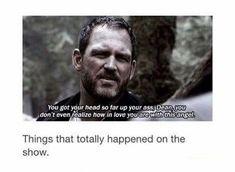 Funny Supernatural Posts That Remind You It's The Best Show Ever (Episode Supernatural Ships, Dean And Castiel, Super Natural, Johnlock, Humor, Superwholock, Tv Shows, Sherlock Quotes, Sherlock John