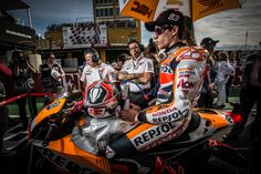 Marc Marquez by Jose Carlos Alvarez on 500px