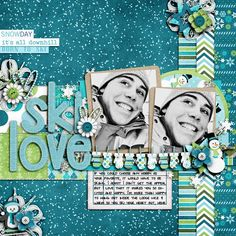 A Project by Nettio from our Scrapbooking Gallery originally submitted 12/17/11 at 07:51 PM
